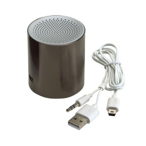 BLUEDANCE mini hangszóró, ezüst