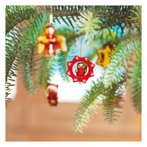 LAPONIA 12 db karácsonyfadísz