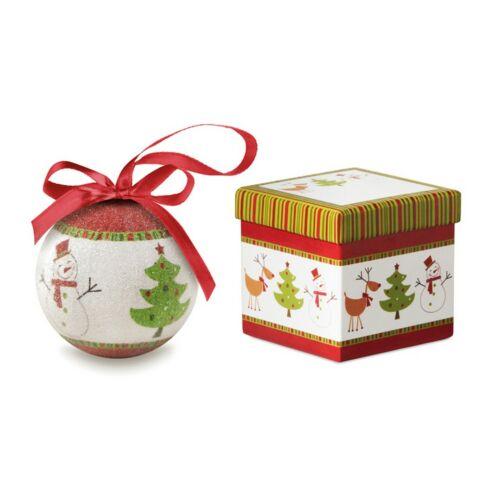 SWEETY Karácsonyfadísz ajándékdobozban
