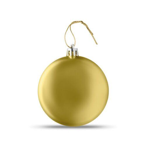 LIA BALL Lapos karácsonyfadísz