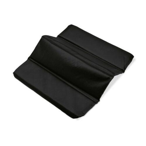 MOMENTS Összehajtható ülőmatrac, fekete