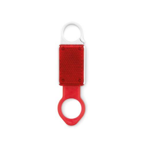 ALDRINK Fényvisszaverő palacktartó, piros
