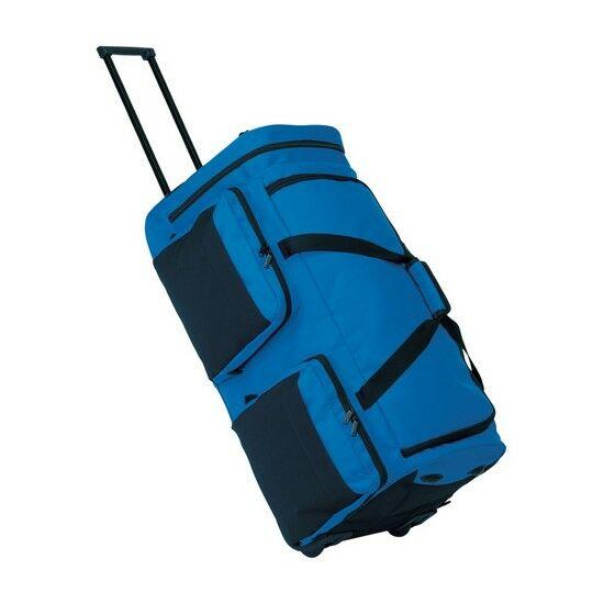 838a9298cc17 CARGO gurulós utazótáska, fekete, kék - Táskák, hűtőtáskák ...