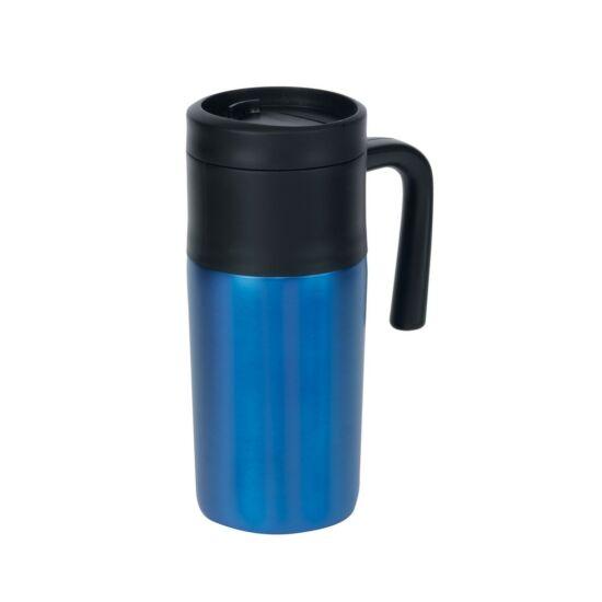 GRAB AND GO duplafalú termobögre, fekete, kék