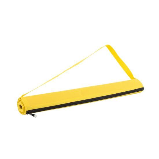 COAST strandmatrac, sárga