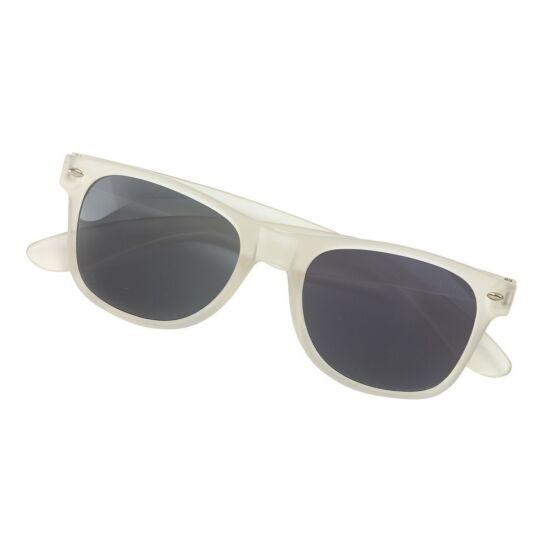 POPULAR napszemüveg, fehér
