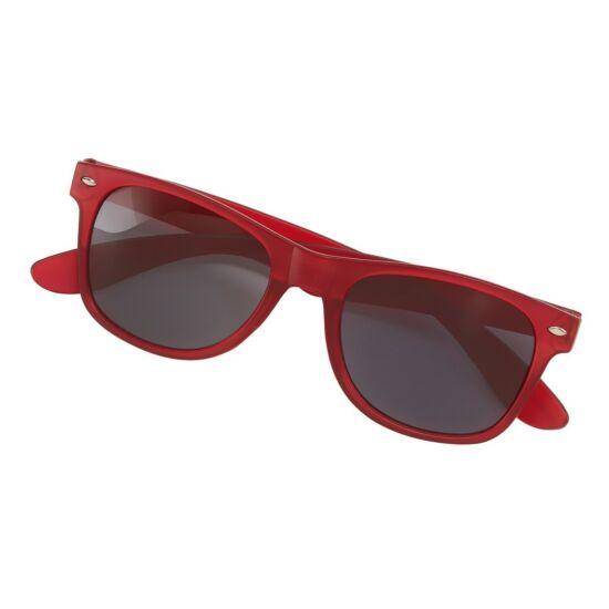 POPULAR napszemüveg, vörös