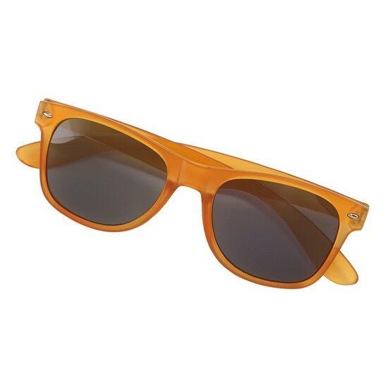 POPULAR napszemüveg, narancssárga