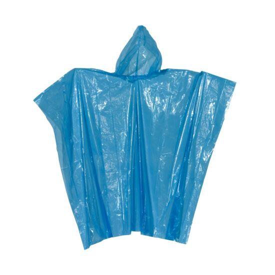 AUTUMN kapucnis esőköpeny, kék