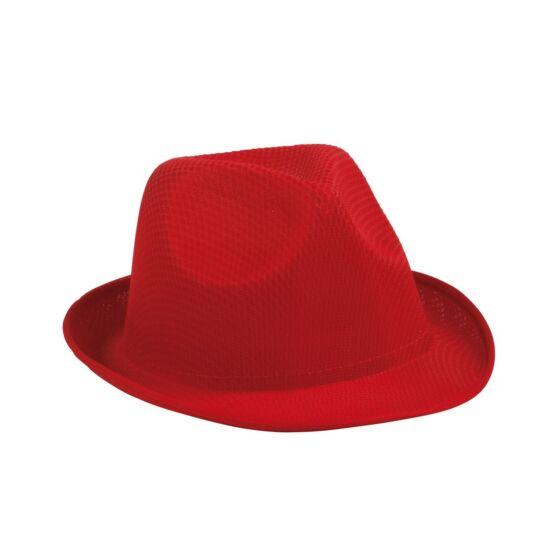 COOL DANCE szabadidős kalap, vörös
