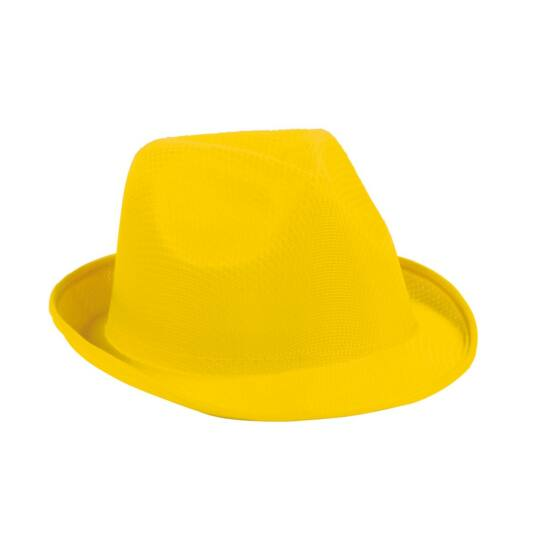 COOL DANCE szabadidős kalap, sárga