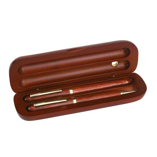POET elegáns toll szett, barna