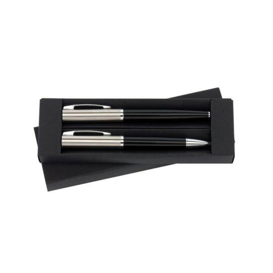 BLACK SWAN toll szett, ezüst, fekete