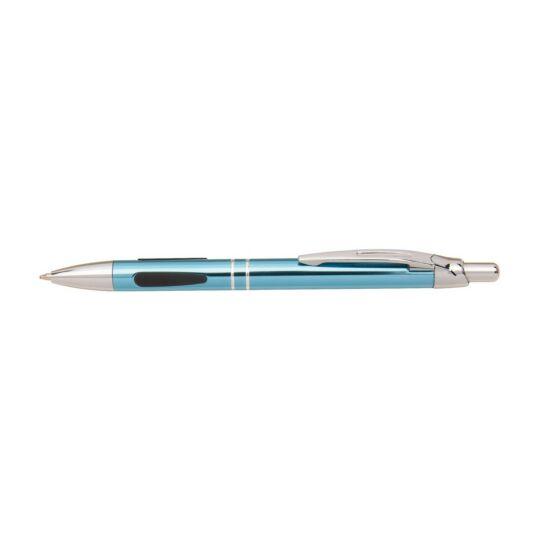 LUCERNE alumínium golyóstoll, kék