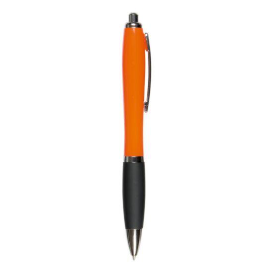 SWAY golyóstoll, fekete, narancssárga