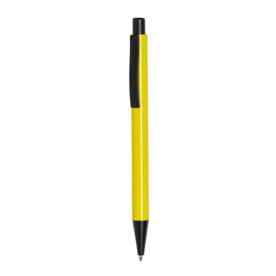 QUEBEC alumínium golyóstoll, sárga