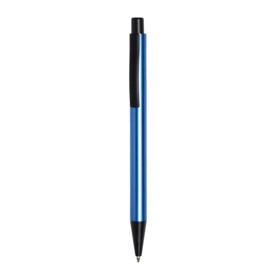 QUEBEC alumínium golyóstoll, kék