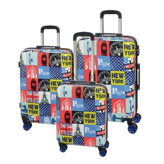 Trolley-Set METROPOLITAN - Táskák 16dab47a50