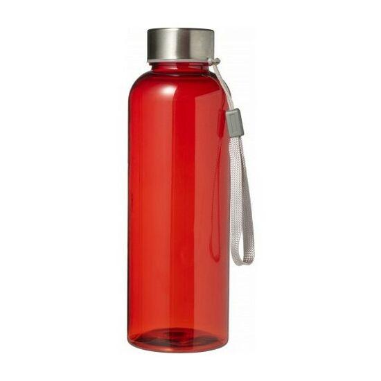 Tritan palack, 500 ml, piros