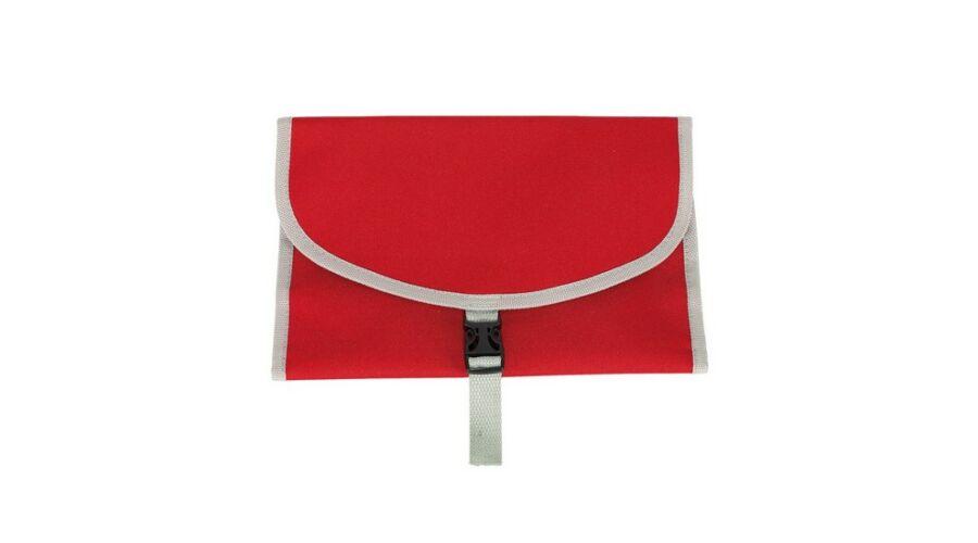 0061ab8d0939 Fresh-up kozmetikai táska, piros - Kozmetikai táskák és piperetáskák ...